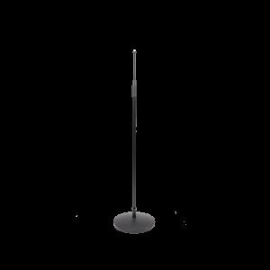 Mikrofon Stativ mit Rundsockel